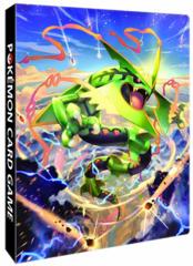 Japanese Pokemon XY6 Rayquaza Official Card-File Mini Album