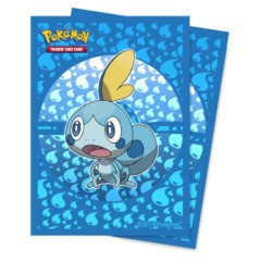 Ultra Pro Standard Size Pokemon Sleeves - Sobble - 65ct