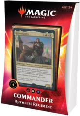MTG Commander 2020: Ikoria Commander Deck - Ruthless Regiment