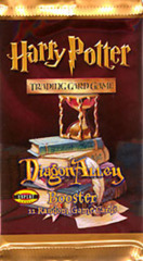 Harry Potter Diagon Alley Booster Pack