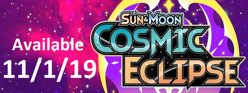Cosmic Eclipse Banner