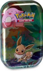 Pokemon Kanto Friends Mini Tin: Eevee