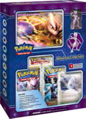 Pokemon 2012 Mewtwo Collection Box