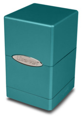 Discontinued Color - Ultra Pro Satin Tower - Metallic Ocean Shimmer