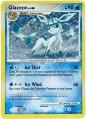 Glaceon 20/100 Cosmos Holo Promo - Theme Deck Exclusive