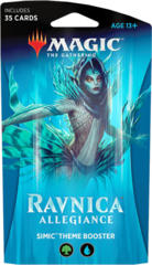 MTG Ravnica Allegiance Theme Booster Pack - Simic