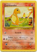 charmander 69 130 common pokemon singles base set 2 collector s cache collector s cache