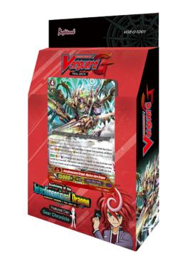 Cardfight!! Vanguard VGE-G-TD01 Awakening of the Interdimensional Dragon