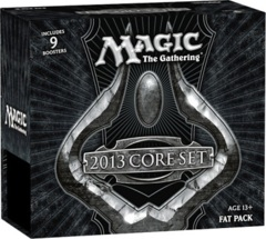 MTG Magic 2013 (M13) Fat Pack