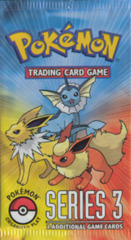 Pokemon POP Series 3 Booster Pack