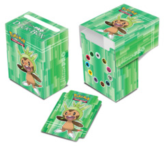 Ultra Pro Pokemon Chespin Deck Box