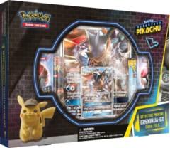 Pokemon Detective Pikachu Greninja GX Case File