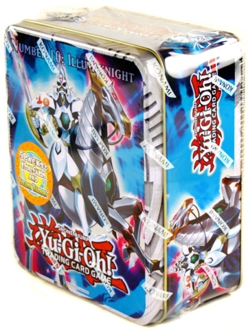 Yu-Gi-Oh 2011 Number 10: Illumiknight Collectors Tin