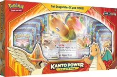 Pokemon Kanto Power Collection Box - Dragonite-EX