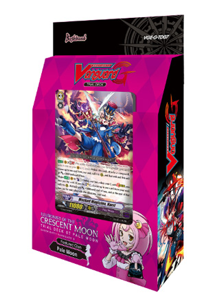 Cardfight!! Vanguard VGE-G-TD07 Illusionist of the Crescent Moon
