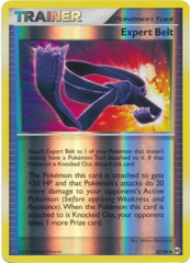 Expert Belt - 87/99 - Uncommon - Reverse Holo