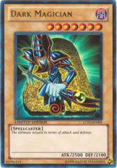Dark Magician - LC01-EN005 - Ultra Rare - Limited Edition