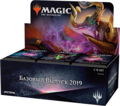 MTG Core Set 2019 Booster Box (Russian)