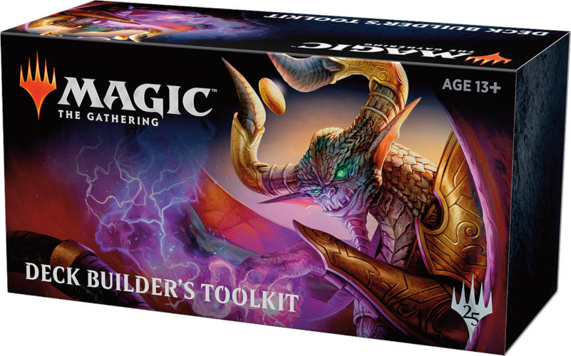 ENG Deck Builder/'s Toolkit Set Base 2020