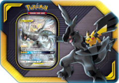 Pokemon Tag Team Tin: Pikachu & Zekrom GX