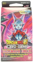 Dragon Ball Super Card Game DBS-BE16 Ultimate Deck