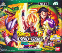 Dragon Ball Super Card Game DBS-B05