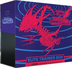 Pokemon SWSH3 Darkness Ablaze Elite Trainer Box