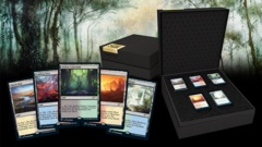 MTG Secret Lair: Ultimate Edition