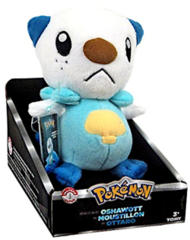 Pokemon Oshawott Plush 6.5