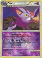 Crobat 14/95 Crosshatch Holo Promo - Pokemon League