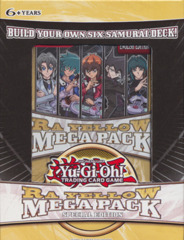 Yu-Gi-Oh Ra Yellow Mega-Pack Special Edition Pack