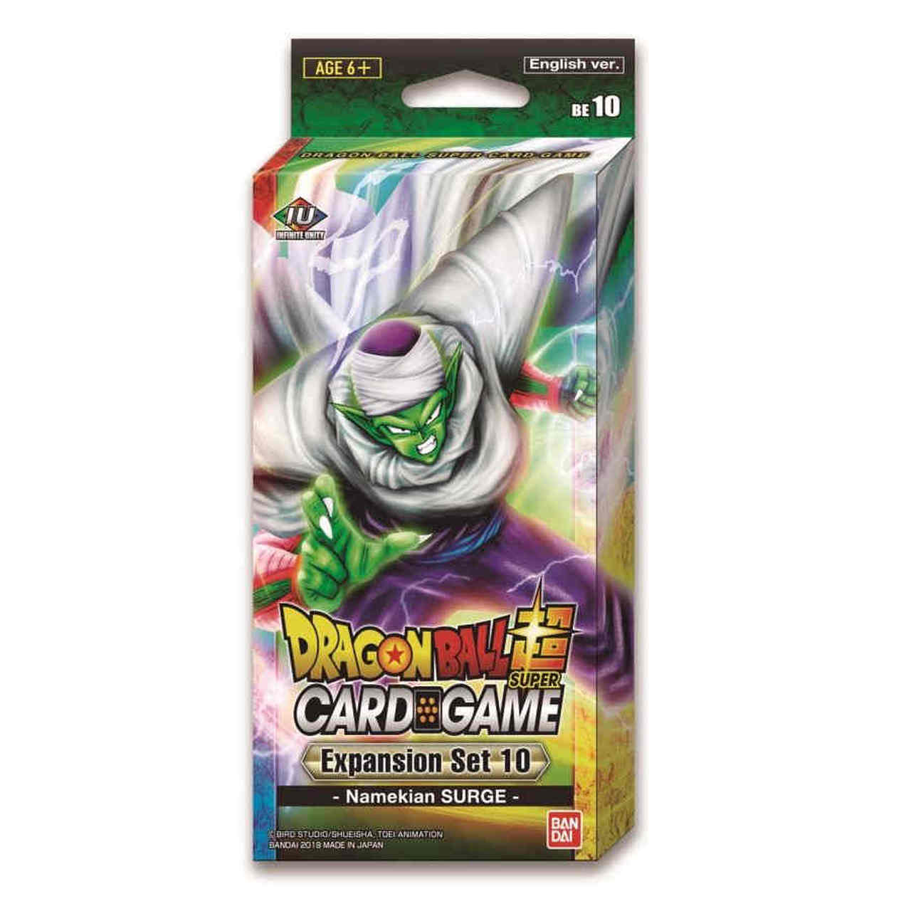 Dragon Ball Super Card Game DB-638-II