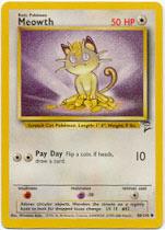 Meowth 80/130 Common