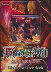 Force of Will AO1: Alice Origins: Melgis Starter Deck