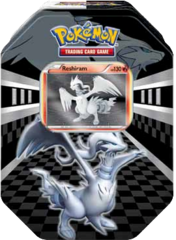 Pokemon 2011 Pokemon New Legends Tin - Reshiram