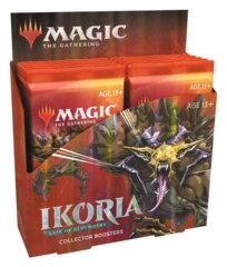 MTG Ikoria: Lair of Behemoths COLLECTOR Booster Box