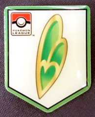TCG Unova League Insect Badge Pin - Castelia City