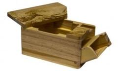 Ultra Pro Fine Art Wooden Deck Box - Great Wave of Kanagawa