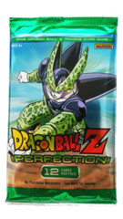 Panini Dragonball Z Perfection Booster Pack