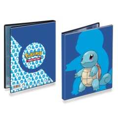Ultra Pro Pokemon 4-Pocket Portfolio - Squirtle 2020