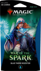 MTG War of the Spark Theme Booster Pack - Blue