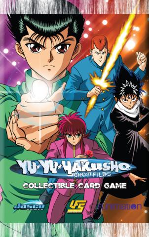 Jasco UFS Yu Yu Hakusho Booster Pack