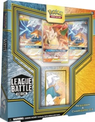 Pokemon League Battle Deck - Reshiram & Charizard-GX