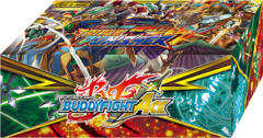 Buddyfight Ace BFE-S-SS02 3 Garga Decks! Impact! Triple Punisher