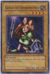 Kanan the Swordmistress Super Rare WCS-001