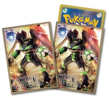 Japanese Pokemon XY10 Awakening of the Psychic King Zygarde Sleeves (32ct)