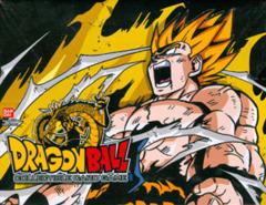 Dragonball Z Warriors Return Booster Box