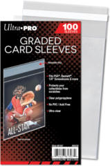 Ultra Pro Graded Card Sleeves (100ct)