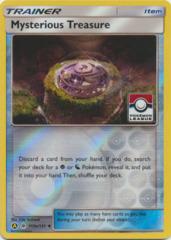 Mysterious Treasure 113a/131 Reverse Holo Promo - 2019 Pokemon League