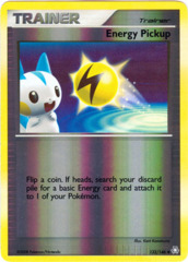 Energy Pickup - 132/146 - Uncommon - Reverse Holo